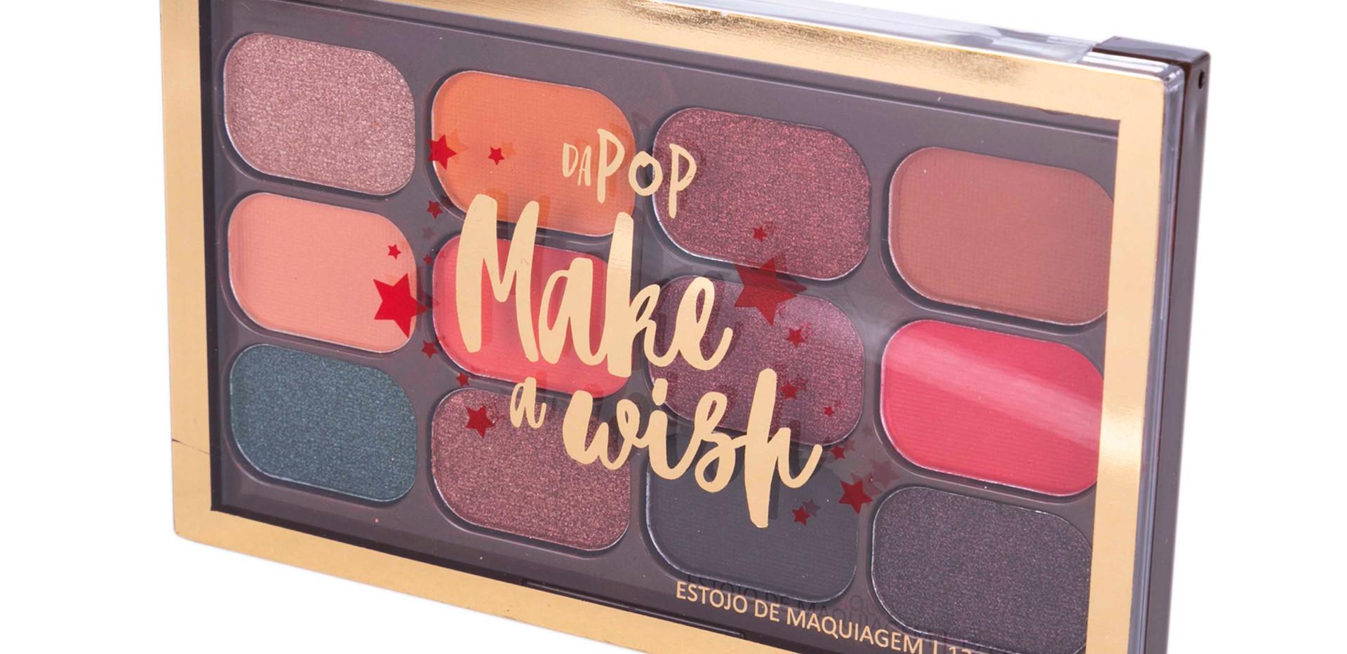 Paleta de Sombras Make a Wish Dapop - HB96622