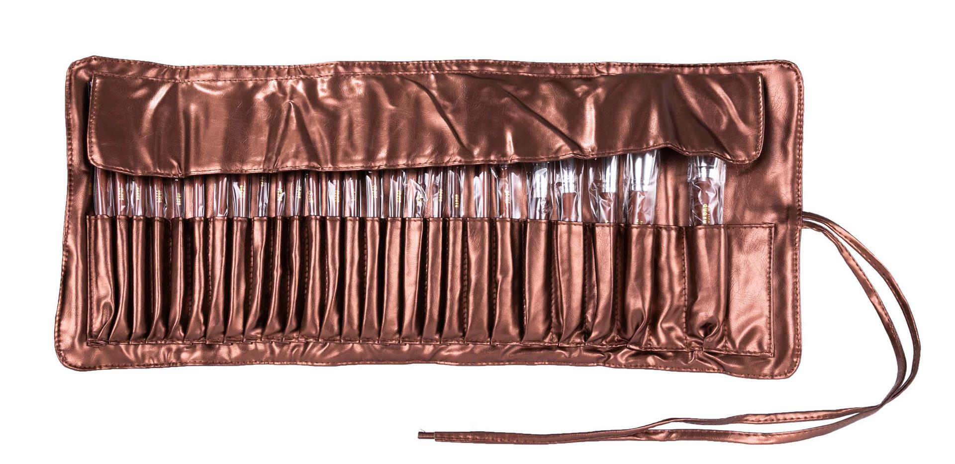 Kit de Pincéis Brown com 26 Peças Dapop - HB96696 (4)
