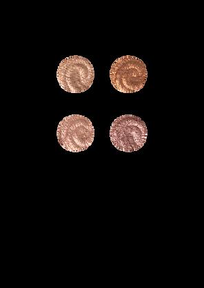 Iluminador Mineral Dapop Cores - HB96741