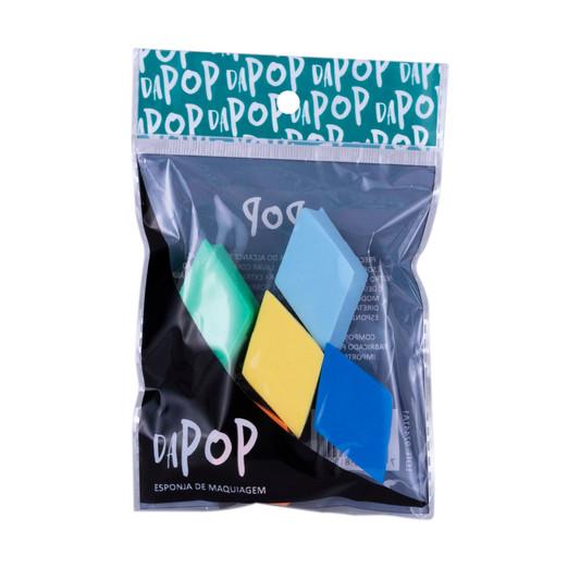 Kit de Esponjas com 5 Peças Dapop - HB97441 (2)