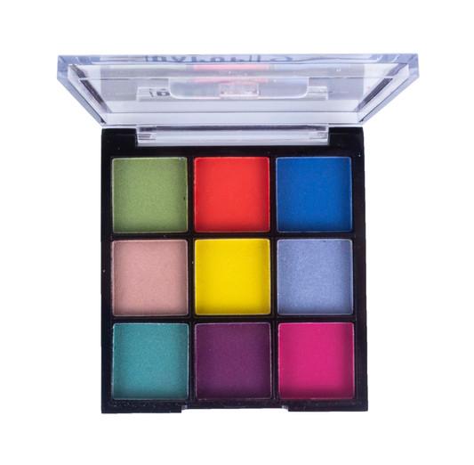 Paleta de Sombras 9 Cores Dapop - HB96655 (cor 1)