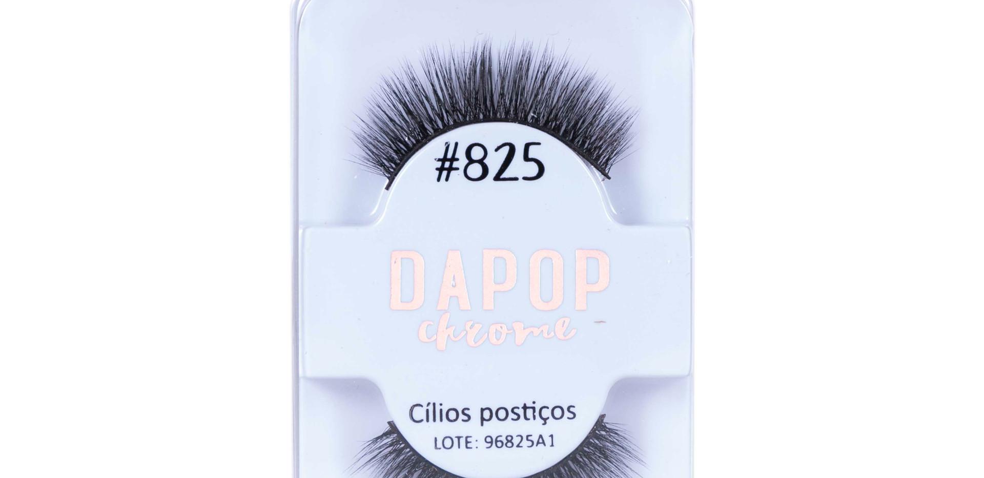 Cílios Postiços Premium #825 Dapop - HB96825 (2)