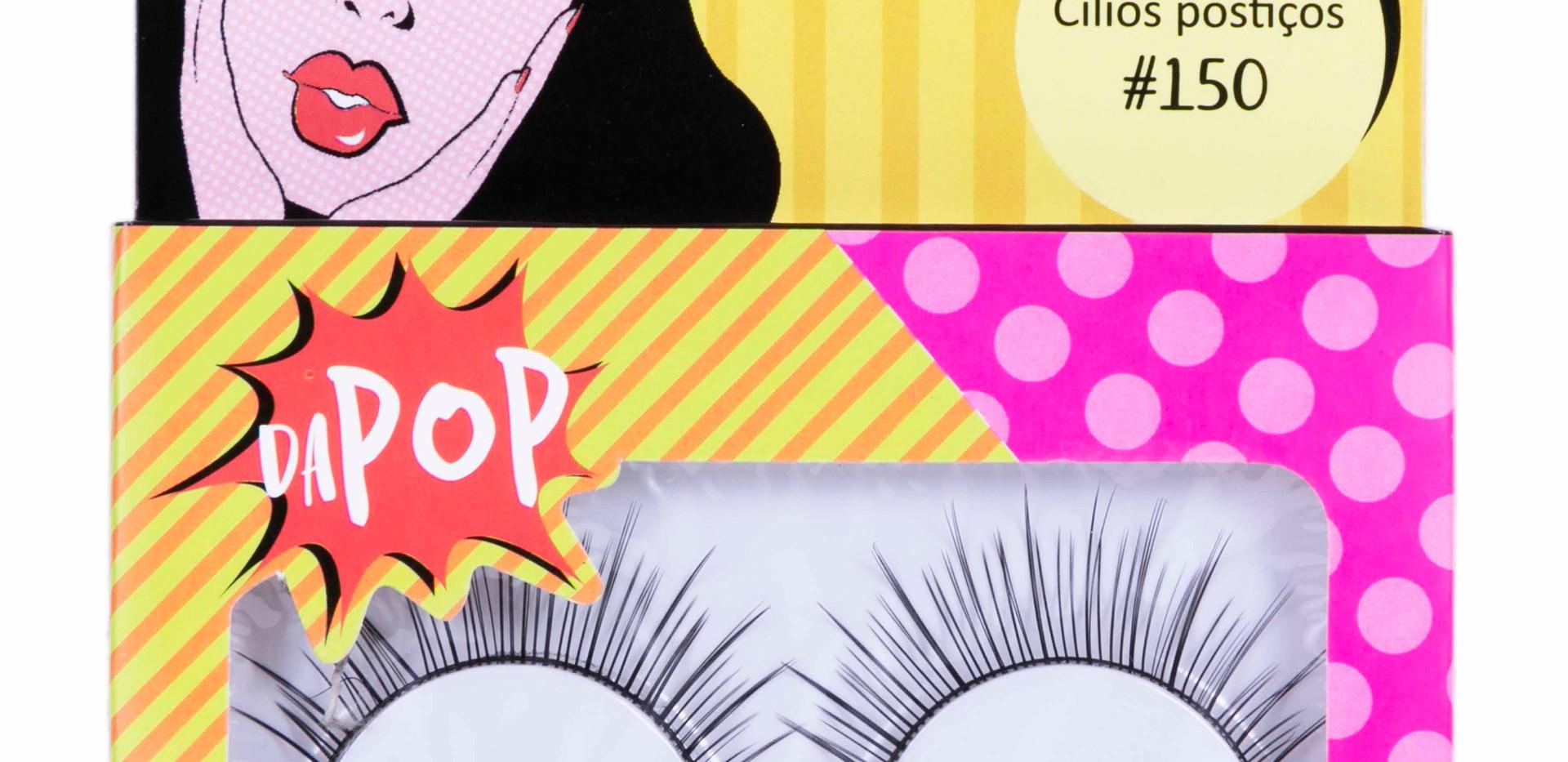 Cílios Postiços #150 Dapop - HB97150 (3)
