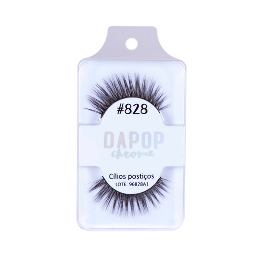 Cílios Postiços Premium #828 Dapop - HB96828 (2)