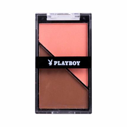 Duo de Blush e Contorno Playboy - HB96766