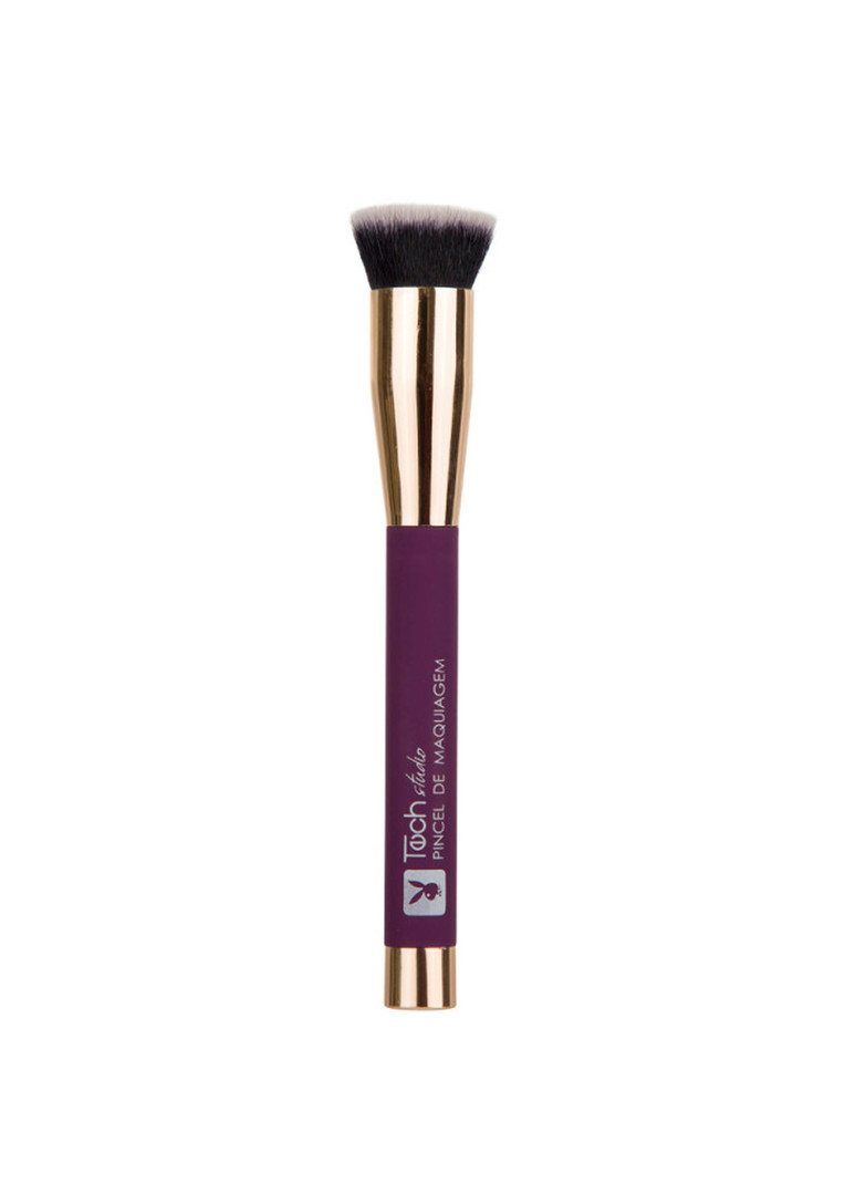 Pincel Kabuki Reto Tech Studio Roxo Playboy - HB89726