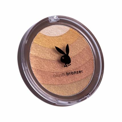 Blush e Bronzer Playboy - HB96995