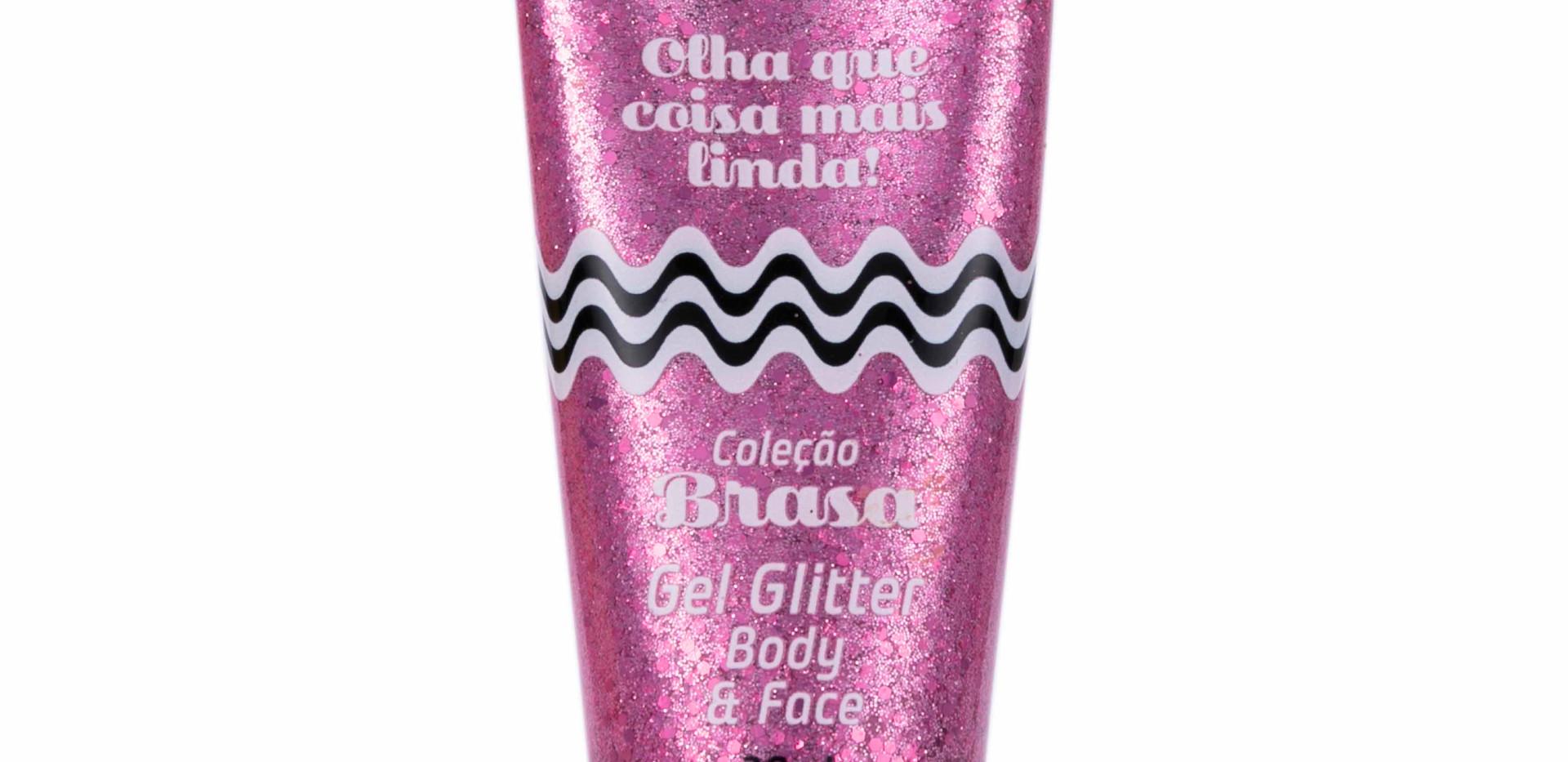 Gel Glitter Dapop - DP2068 (cor 1)