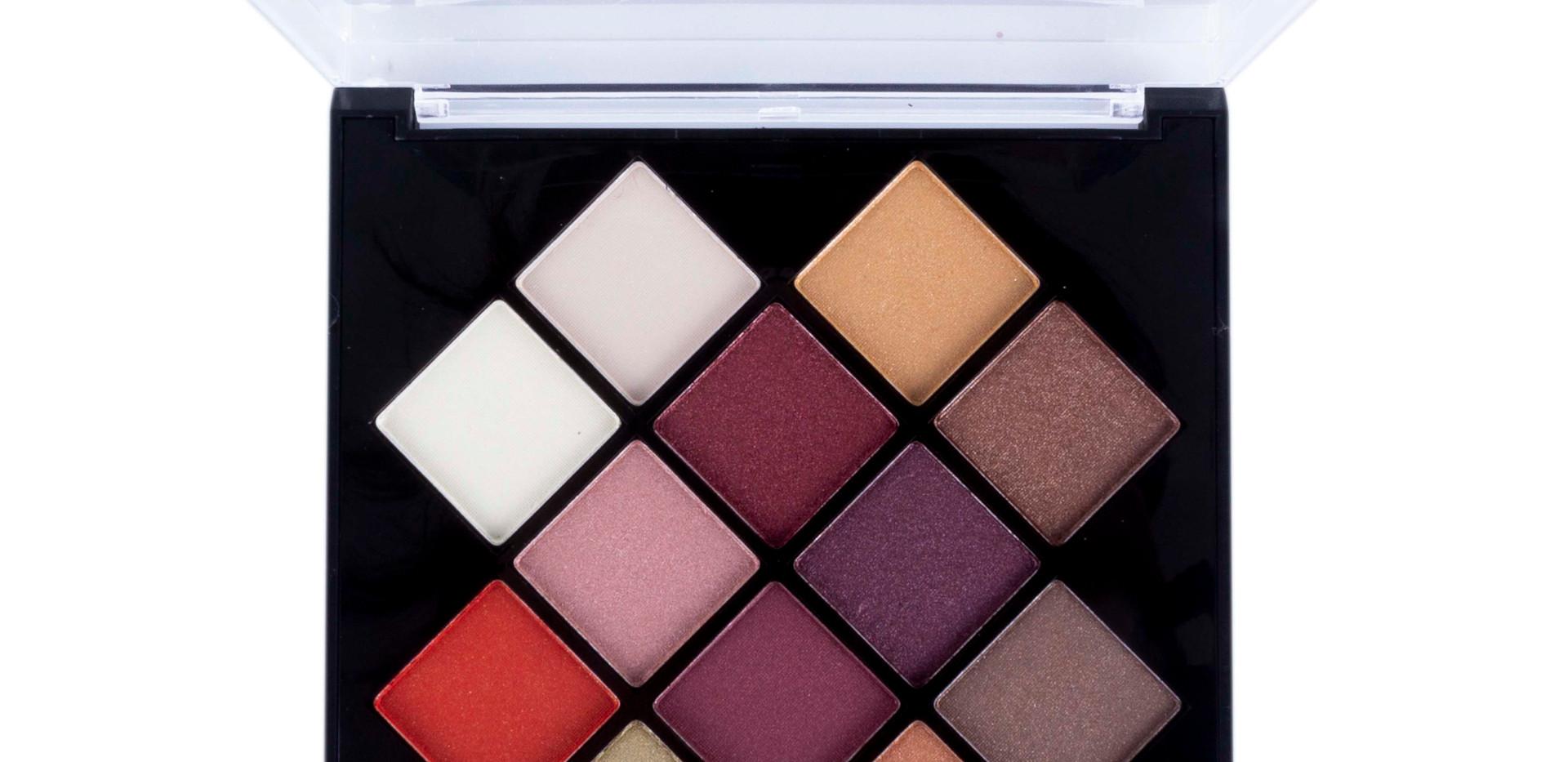 Paleta de Sombras 12 Cores Dapop - HB96726 (cor 1)