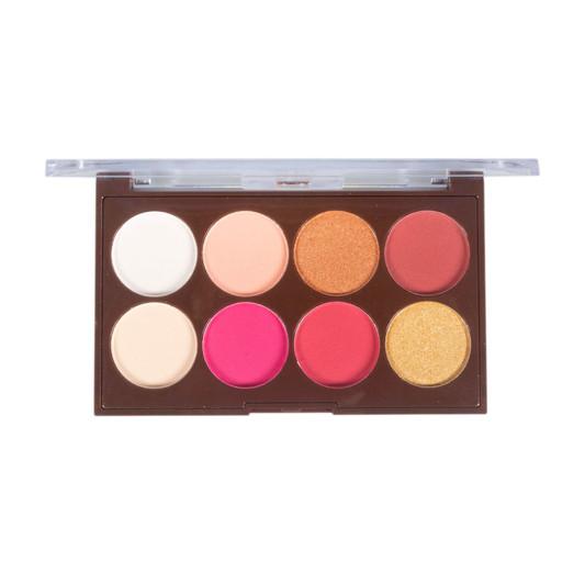 Paleta de Sombras 8 cores Dapop - HB96612 (cor 1)