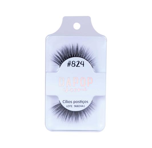Cílios Postiços Premium  #824 Dapop - HB96824 (2)