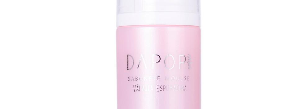 Sabonete Mousse Dapop - DP2037
