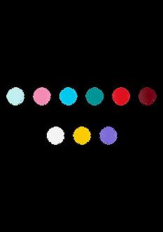 Delineador Líquido Colorido Dapop - DP2072