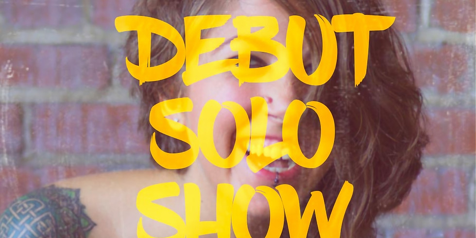 Debut Solo Show
