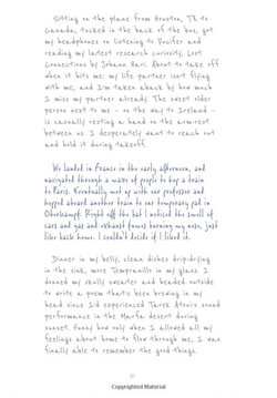 Image: Journal entries from the book