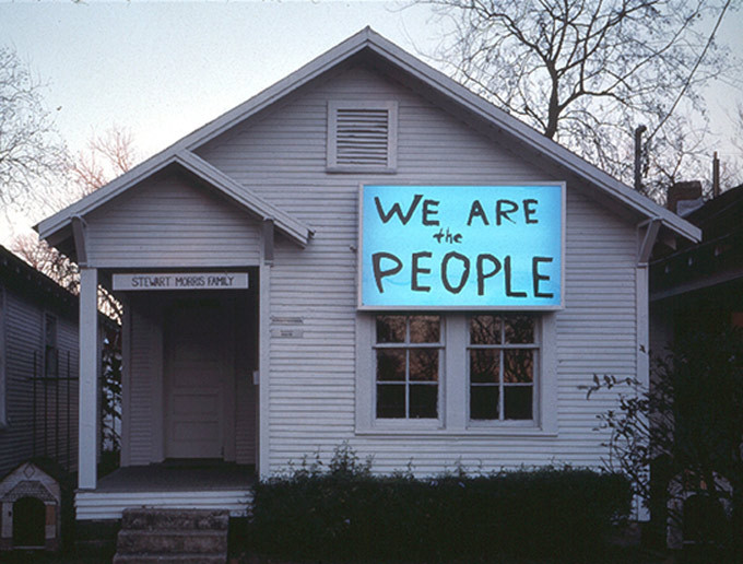 We Are the People, Project Row Houses
