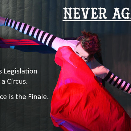 Dance Review: Never Again