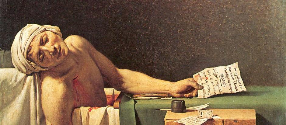 White Paper: Art & Politics of Jacques-Louis David and Vladimir Tatlin