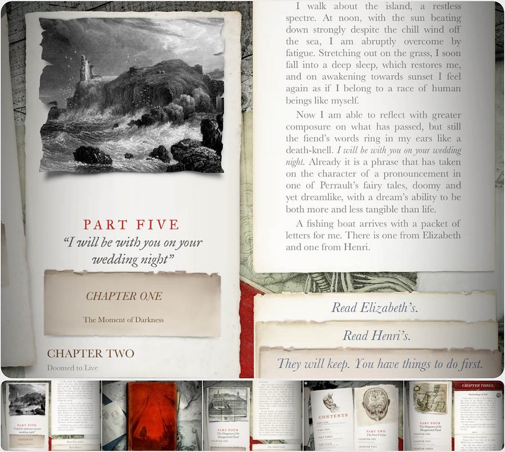 Frankenstine.Life web-book screen capture