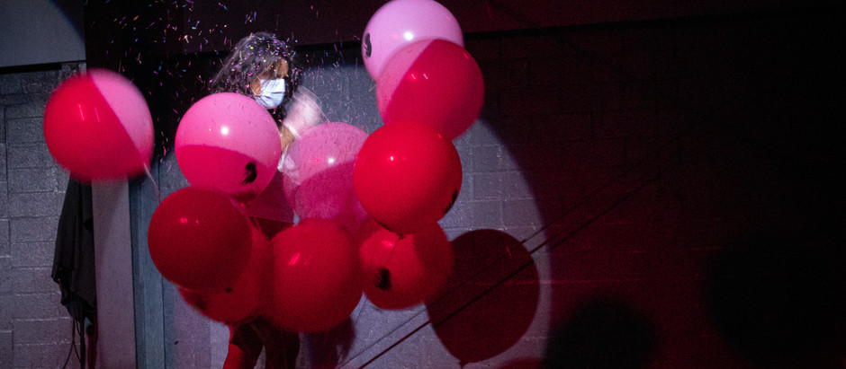Performance Art Review: Rosi at Experimental Action