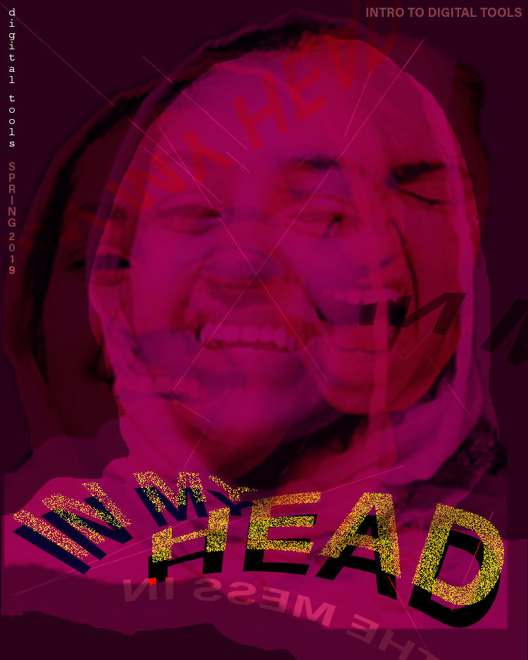 Student InDesign Assignment