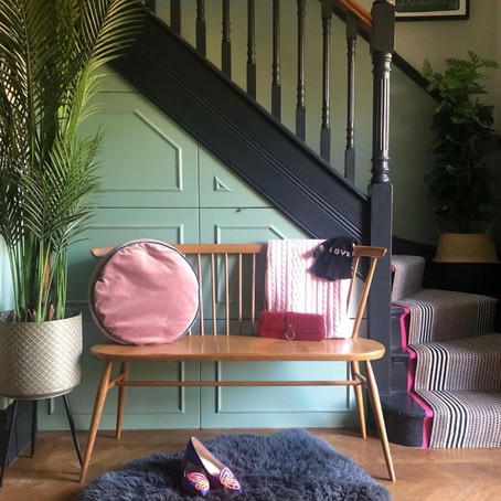 home stories: creating playful interiors with Michelle Gordon