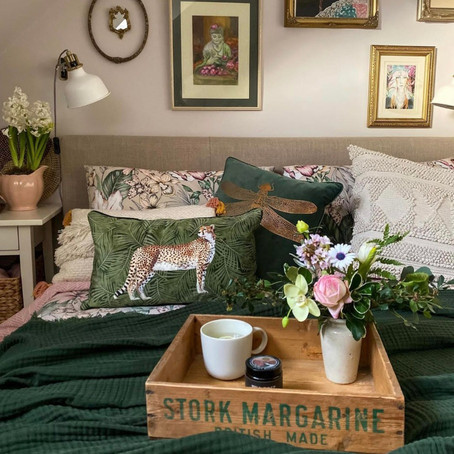 home stories: a vintage love affair with interior stylist Sarah Twig Doyle