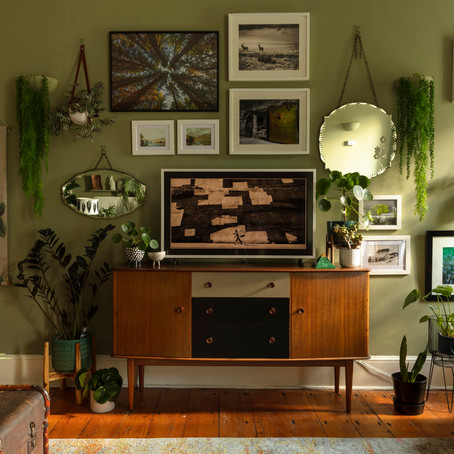 my home stories: the beginnings of my biophilic home
