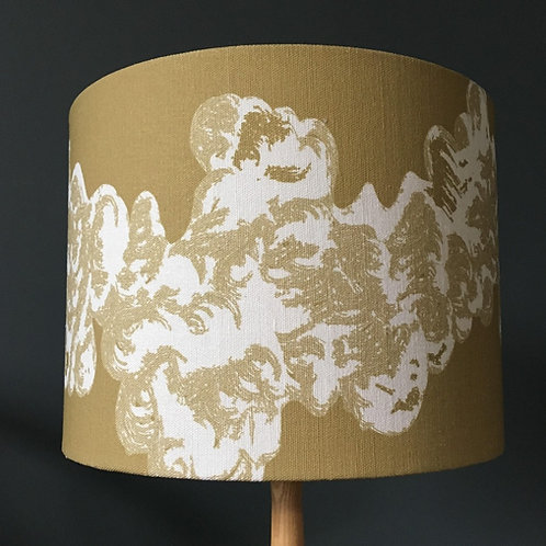 Abstract Clouds Lampshade