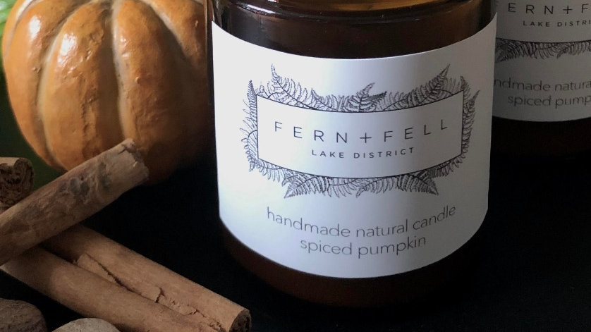 spiced pumpkin (limited edition available only in october)