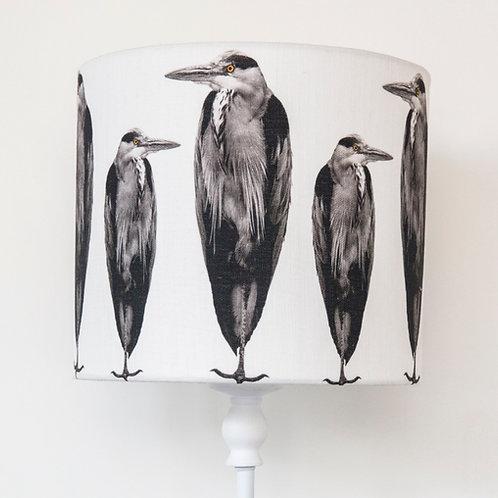 Heron Lampshade