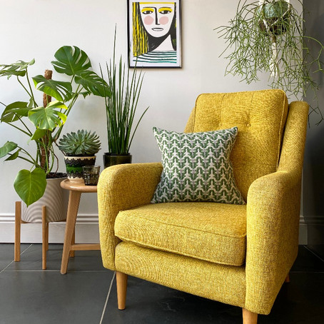 home Stories: mid-century love, at home with Jo Coe