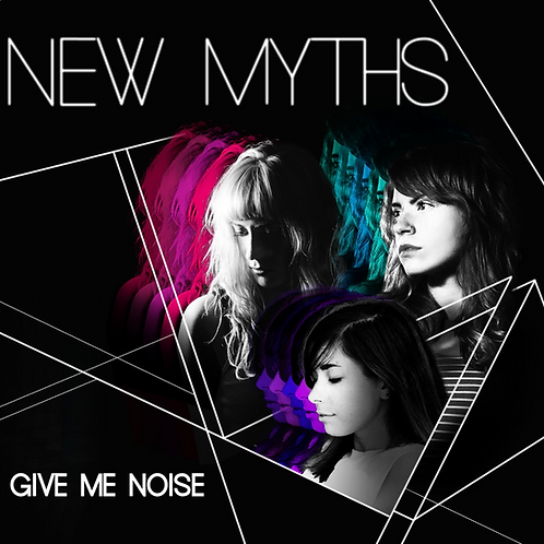 """GIVE ME NOISE"" COMPACT DISC"