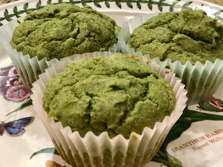 St. Patty's Day Muffins