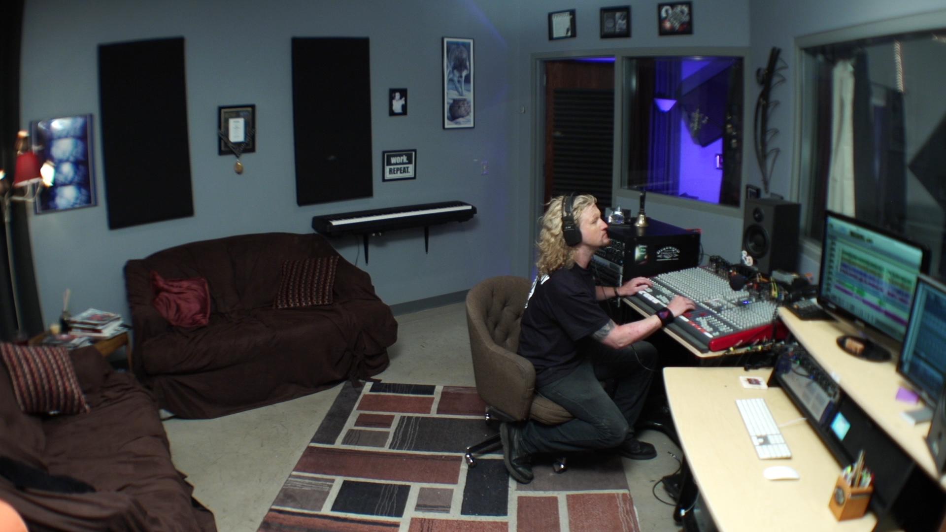 Matt Mixing