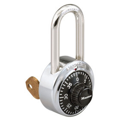 MASTERLOCK Combination Padlock with Key Control