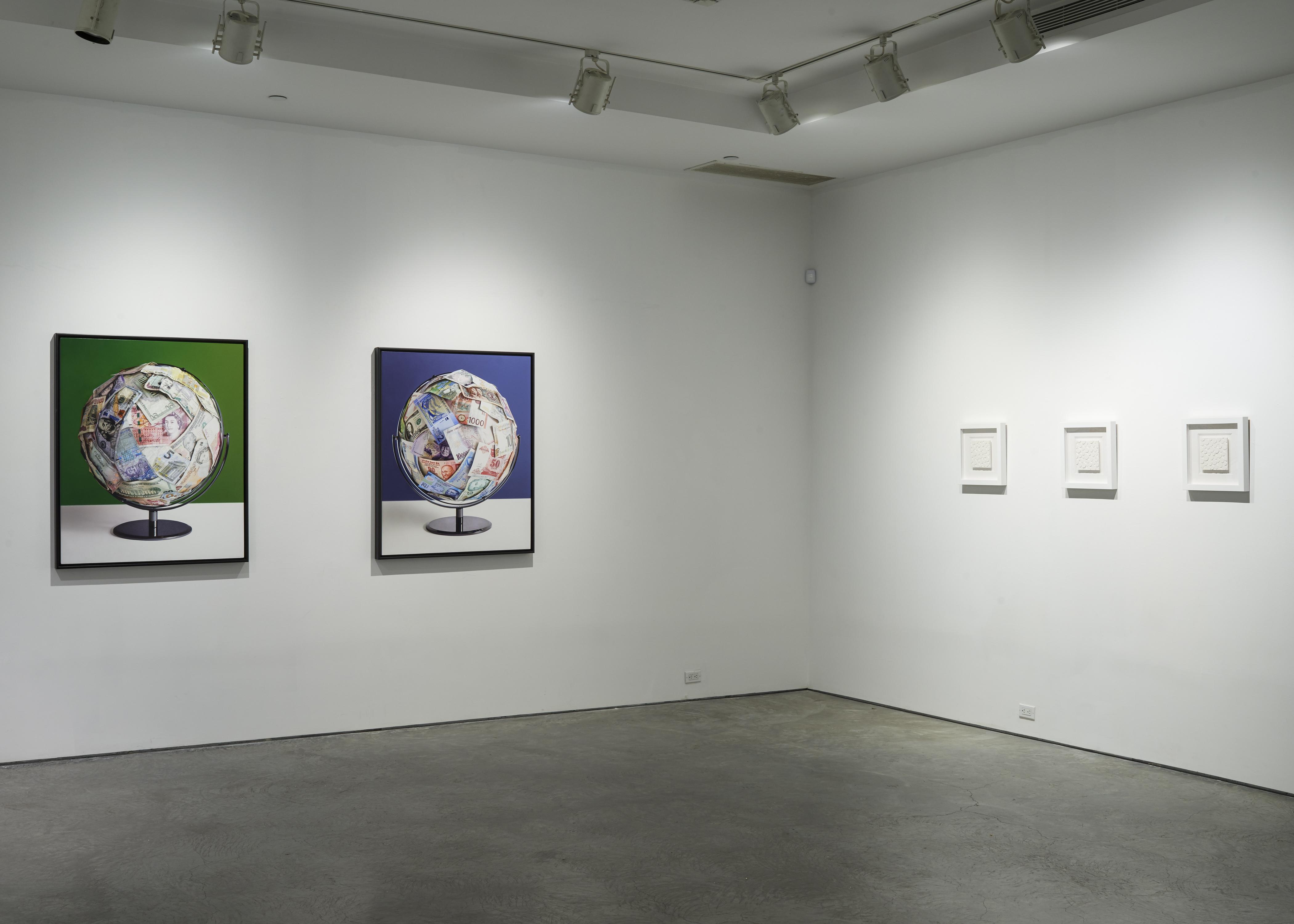 Paintings at DeBuck Gallery, NY.