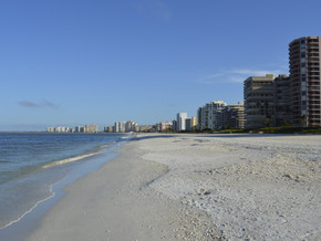 MARCO ISLAND: ARRIVAL AND DAY ONE
