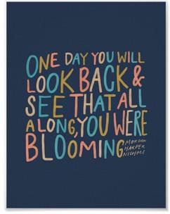 Inspirational quote poster _ Zazzle_com.