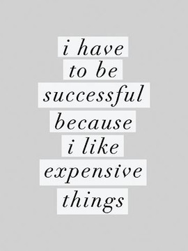'I Have To Be Successful Because I Like