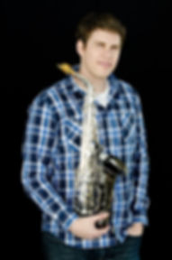 saxophone player BriansThing