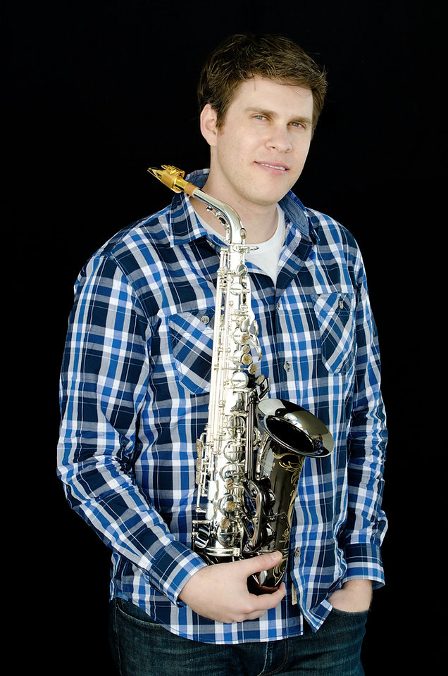 saxophone player BriansThing