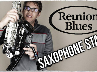 Saxophone Stand Contest!