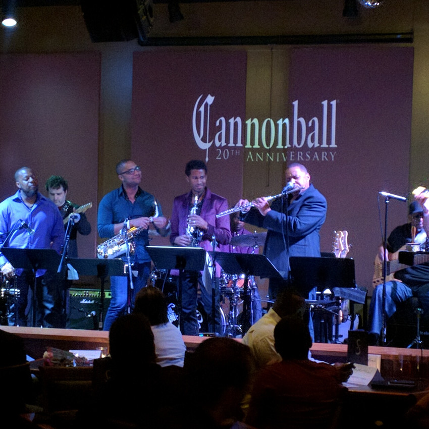 Cannonball Jam Session
