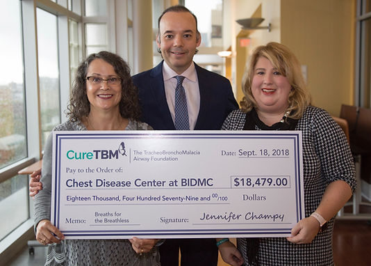 CureTBM is the ONLY non-profit in the WO