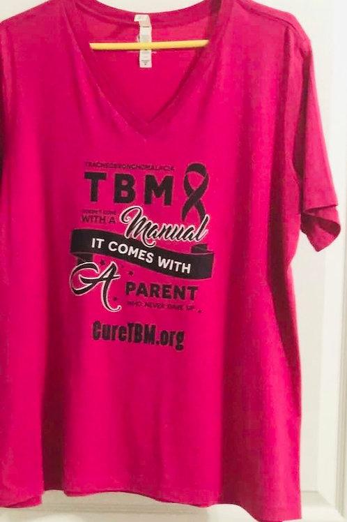 Parent Warrior T shirt
