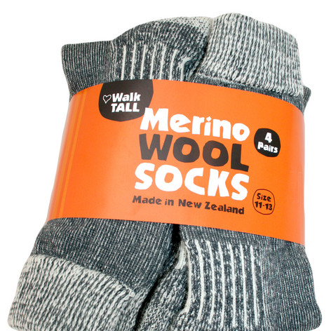 Merino Wool All Seasons Sock