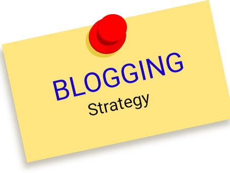 How To Create a Blogging Strategy