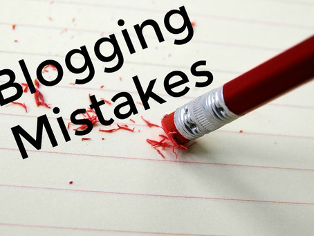 5 Blogging Mistakes You Should Avoid