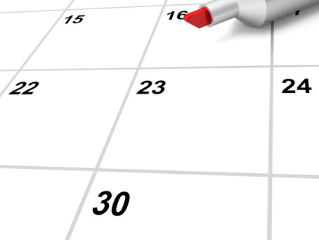 Using a Social Media Calendar for Effective Social Media Strategy